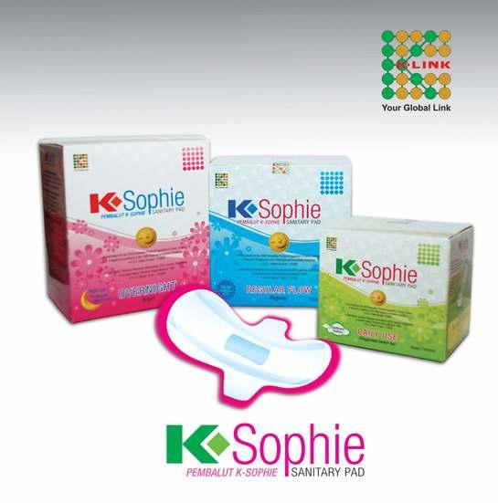 Rangkaian Produk unik K-Sophie